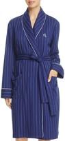 Lauren Ralph Lauren Interlock Striped Robe