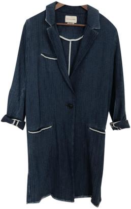 Etoile Isabel Marant Blue Denim - Jeans Coats