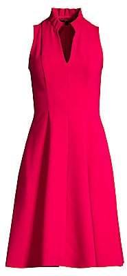 Black Halo Women's Antoinette Fit & Flare Dress - Size 0