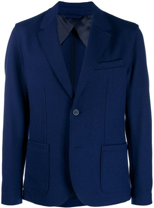 Lanvin Tailored Blazer Jacket