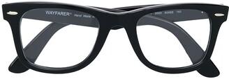 Ray-Ban Wayfarer frame glasses