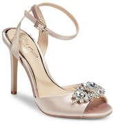 Jewel Badgley Mischka Hayden Jewelled Dress Sandals
