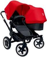 Bugaboo Donkey Complete Duo Stroller - Red - Black/Black by