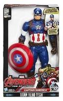 Marvel Avengers Age Of Ultron Titan Hero Tech Captain America