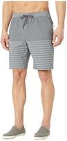 Quiksilver Waterman Suva Stripe 20 Amphibian Shorts (Midnight Navy) Men's Clothing
