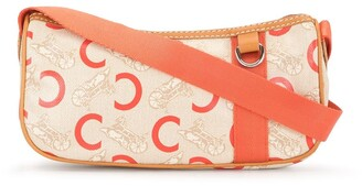 Céline Pre-Owned pre-owned C Macadam shoulder bag