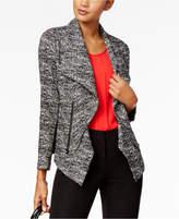 Alfani Draped Short Jacket, Created for Macy's