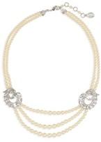 Ben-Amun Women's Faux Pearl Multistrand Necklace
