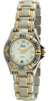 Swiss Edition SE3608-M Men's Two-Tone Sport Bezel Watch