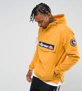 Ellesse Overhead Jacket In Yellow