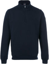 Paul & Shark zipped neck pullover