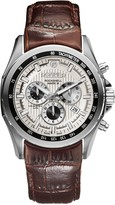 Roamer Men's Brown Leather Band Watch