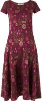 Cecilia Prado mid-length knitted dress