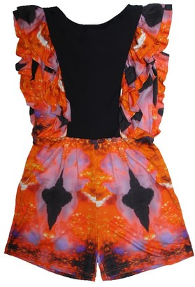 My Galavant By Tramp In Disguise Lava Playsuit