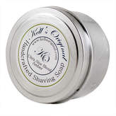 Smallflower Amber Shave Soap Tin by Kell's Original (4oz Shave Soap)