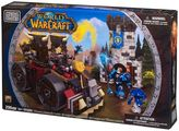 Mega Bloks World of Warcraft Demolisher Attack by 91026