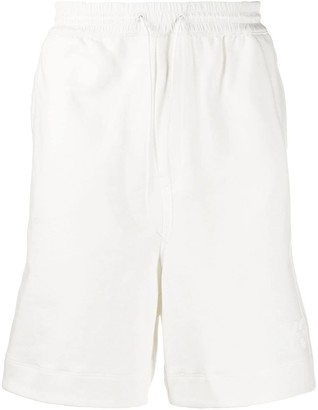 Y-3 Knee Length Track Shorts