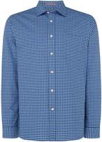 Howick Men's Newington Oxford Gingham Long Sleeve Shirt