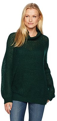 Moon River Women's Cocoon Sleeve Sweater