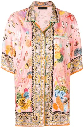 Etro Loose-Fit Printed Shirt