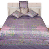 Etro Chinon Print Quilted Bedspread
