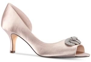 Nina Madolyn Peep-Toe Pumps Women's Shoes