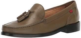 Marc Joseph New York Women's Leather Made in Brazil West End Tassle Loafer