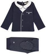 Armani Junior Sweatshirt and Trousers Set