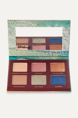 Wander Beauty Wanderess Seascape Eyeshadow Palette - Blue