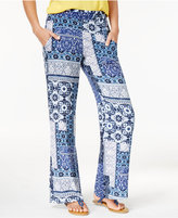 Amy Byer Juniors' Printed Soft Pants