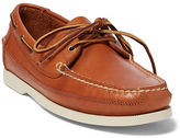 Polo Ralph Lauren Calfskin Boat Shoe