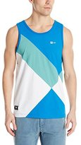 Lrg Men's Research Collection Color Blocked Tank