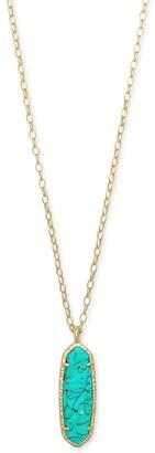 Kendra Scott Layla Long Pendant Necklace