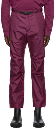 Tiger of Sweden SSENSE Exclusive Purple Bernada 2.0 Lounge Pants