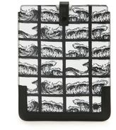 Kenzo I-pad Case Waves Print
