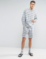 Asos Striped Pyjama Set