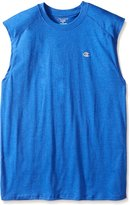 Champion Men's Big-Tall Color Block Jersey Muscle Shirt