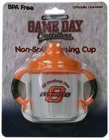 Bed Bath & Beyond Oklahoma State University 8 oz. Infant No-Spill Sippy Cup