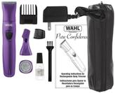 Wahl Pure Confidence Ladies Rechargeable Trimmer Purple