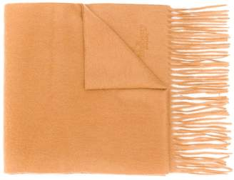 Mulberry Cashmere Woven Scarf
