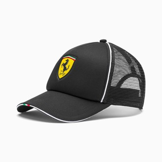 Puma Scuderia Ferrari Fanwear Trucker Cap