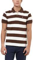 American Crew Men's Polo Stripes T-Shirt - XL (AC04-XL)