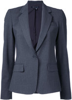 Theory flap pockets fitted blazer