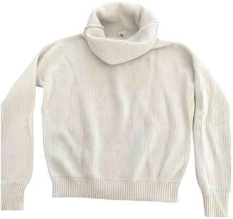 Hermes White Wool Knitwear for Women