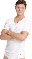 Polo Ralph Lauren Men's Underwear, Big and Tall Cotton V Neck T Shirt 2 Pack