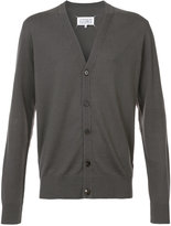 Maison Margiela classic knitted cardigan - men - Cotton - S