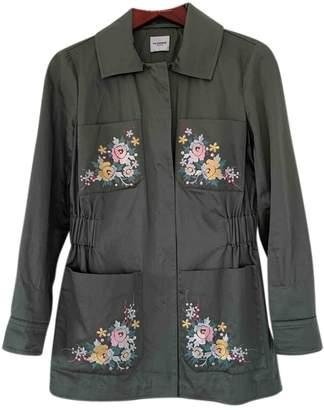 Vilshenko Khaki Cotton Jackets