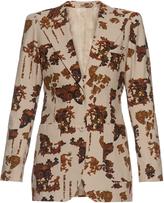 Bottega Veneta Broken-print jacket