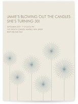 Minted Roman Candles Party Invitations
