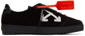 Off-White Black Low 2.0 Sneakers